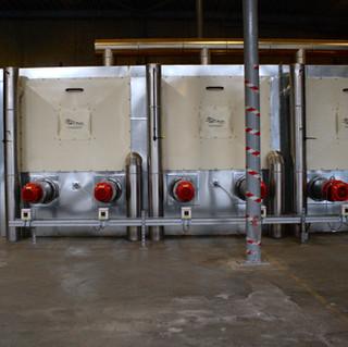 Superheated Steam Dryer