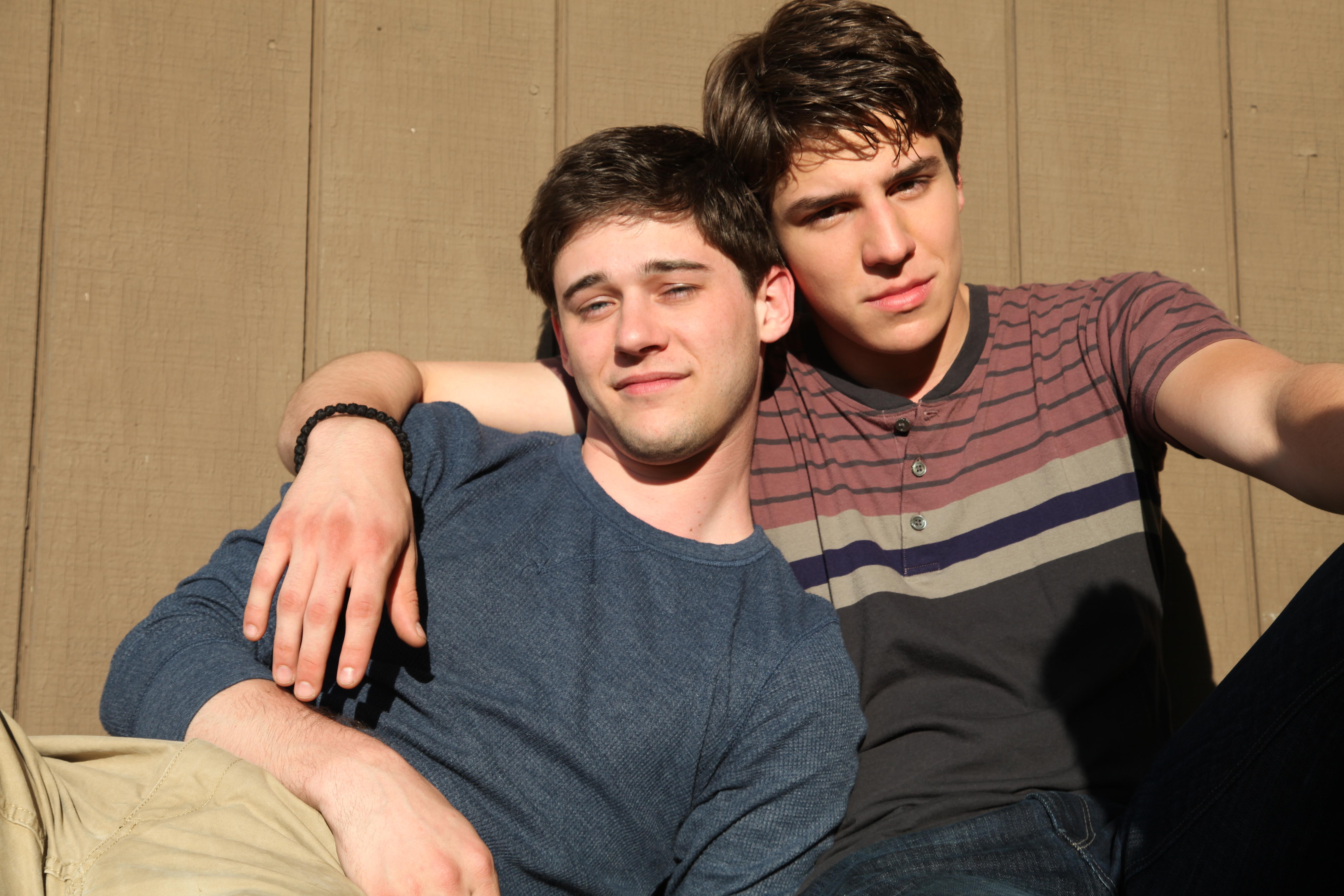 Josh and Michael