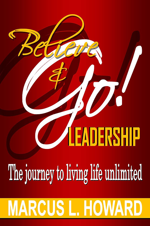 """Believe & Go Leadership"" Set"