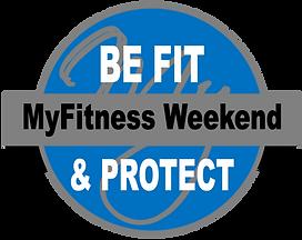 MyFitness Weekend badge.png