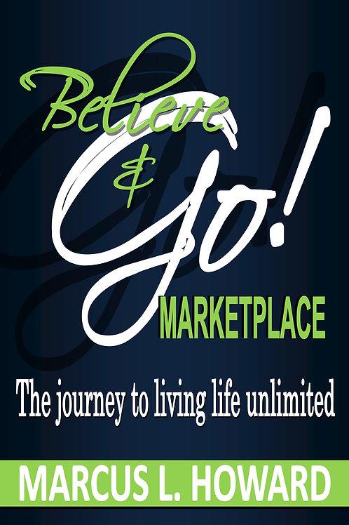 """Believe & Go Marketplace"" Set"
