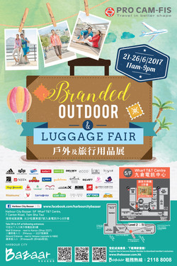 Branded Outdoor & Luggage Fair
