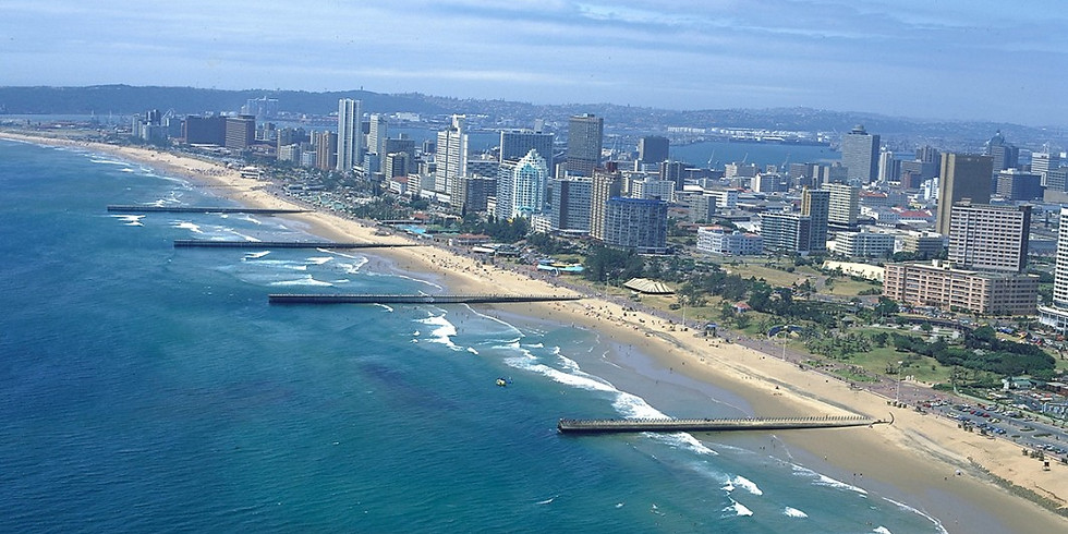 Durban, South Africa (Evening Session)