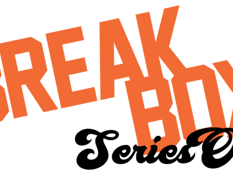Introducing...The Break Box: Series 1 - GIVEAWAY ADDED!