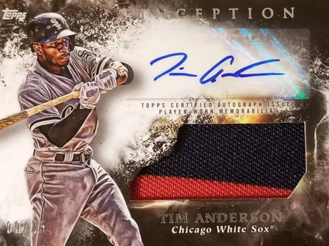 Grade the Break - 2018 Topps Inception #2