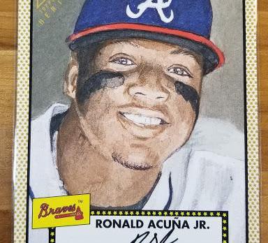 5x7 Baseball Card Preview