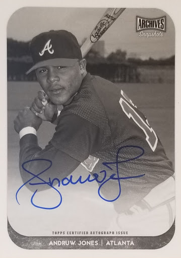 Andruw Jones Archives Snapshots Auto