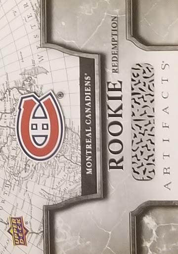 Montreal Rookie Redemption