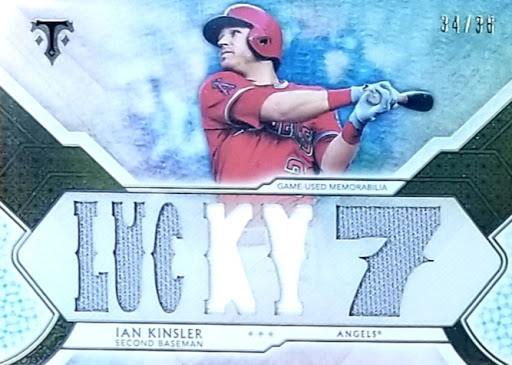 Kinsler Triple Threads Relic