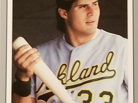 My Top 10: Jose Canseco Wax Years
