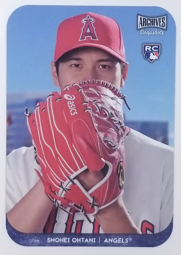Ohtani Archives Snapshots RC