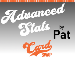 Advanced Stats with Pat - Vol. 5