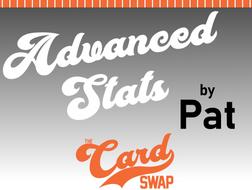 Advanced Stats by Pat - Vol. 5