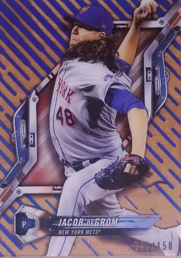 Degrom High Tek Blue /150