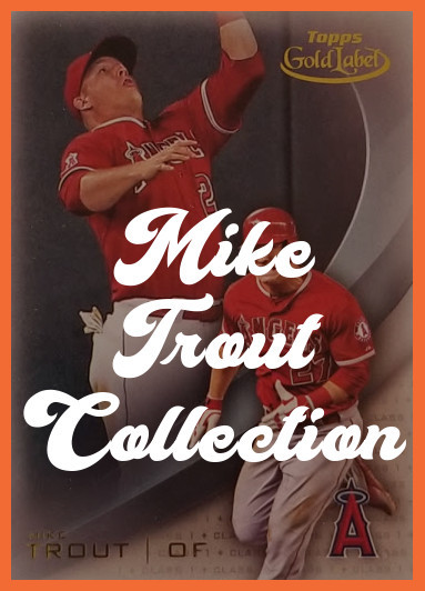 Mike Trout Baseball Cards For Sale