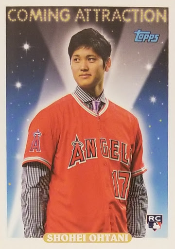 Ohtani Coming Attraction