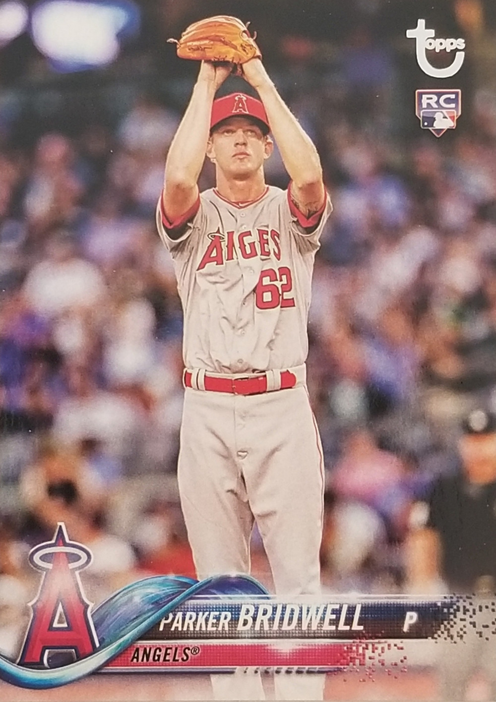 Parker Bidwell 2018 Topps RC Vintage Stock