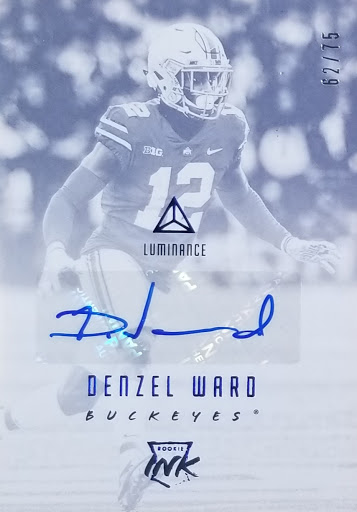 Denzal Ward Luminance RC Auto