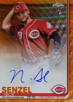 Topps Chrome Highlights From 3 Cases The Card Swap Baseball