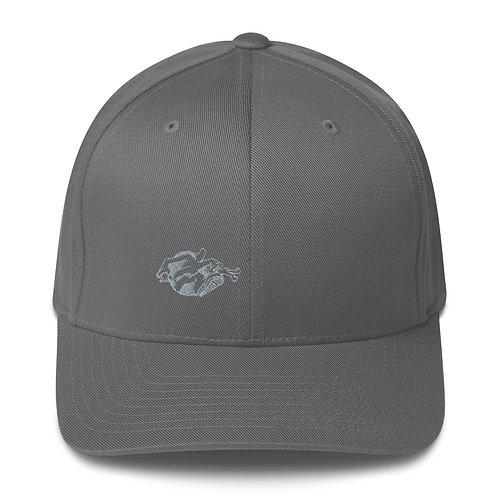 Life Is Short Standup Logo Twill Cap
