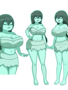 Ella Character Design