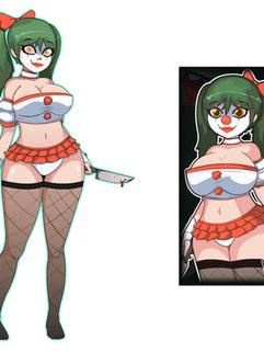 Cookie Character Design