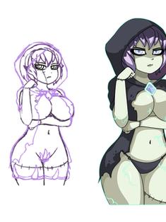Mimi Character Design
