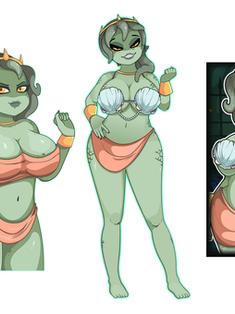 Emma Character Design
