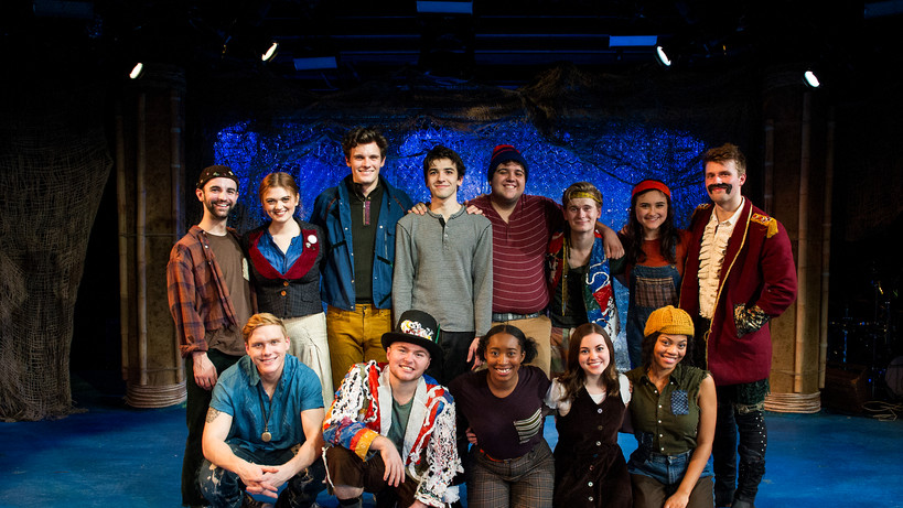 Peter and the Starcatcher