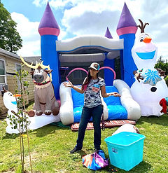 Salem Jumper Rentals LLC bounce house rentals in Salem Oregon.