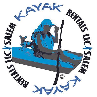 Salem Kayak Rentals LLC Logo