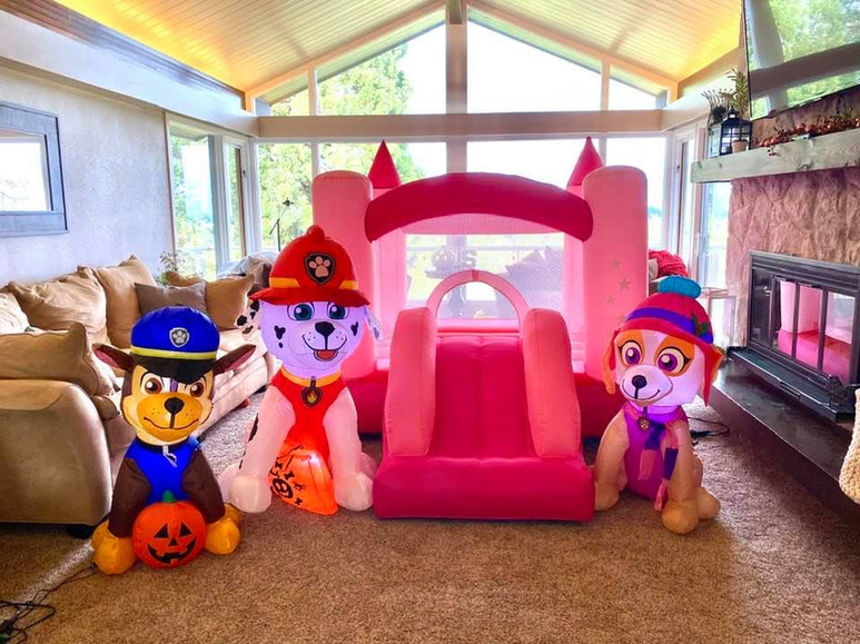 Paw Patrol Inflatables