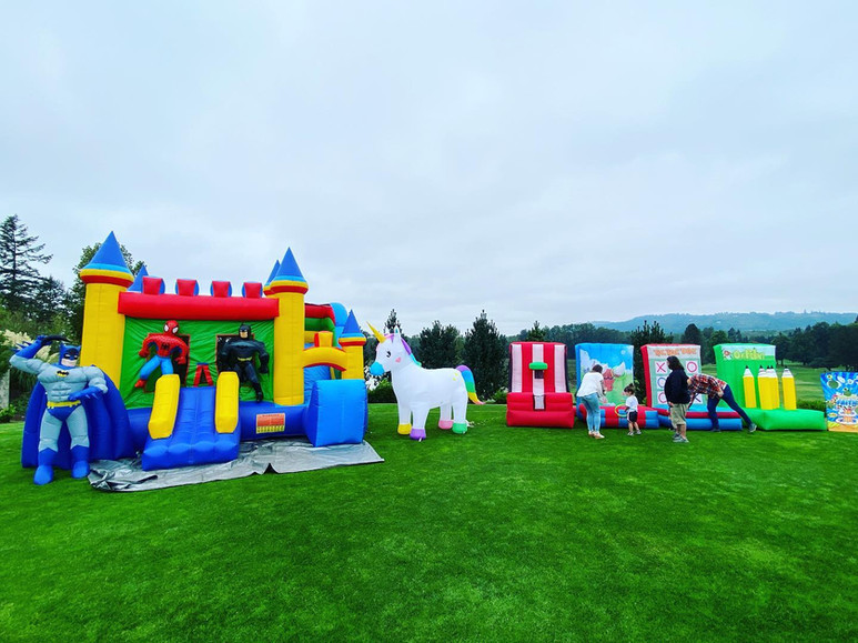 Party Rentals of all kinds