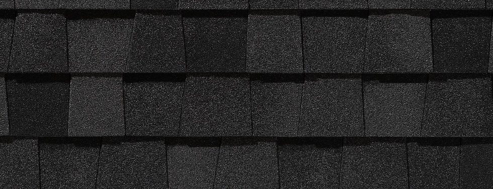 CRE Roof Masters Certainteed Morie Black
