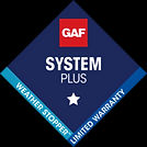 SYSTEM_PLUS warranty by CRE Roof Masters
