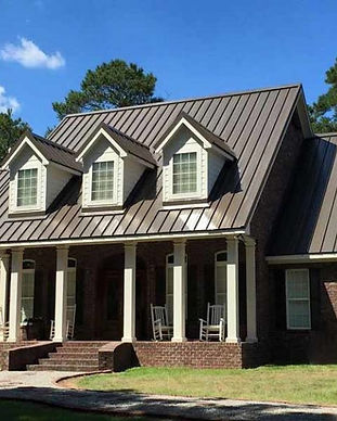 Metal Roofing CRE Roof Masters of Conroe TX