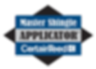 CRE Roof Masters Master shingle applicator Certainteed