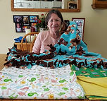 making blankets for babies anne laport.j