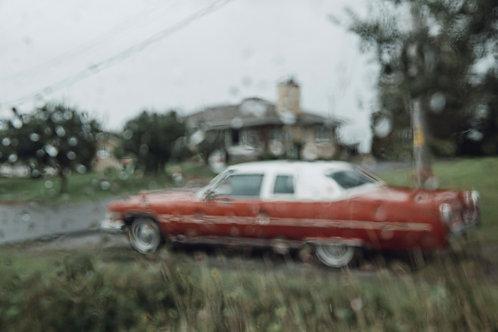Pluie sur fond de Gaspésie 1