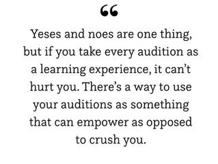 Audition Advice