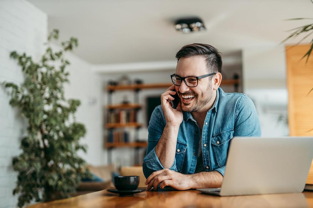 Home Office - Lernform in der Erwachsenenbildung