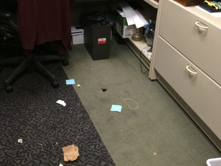 How's your Office Cleaning?