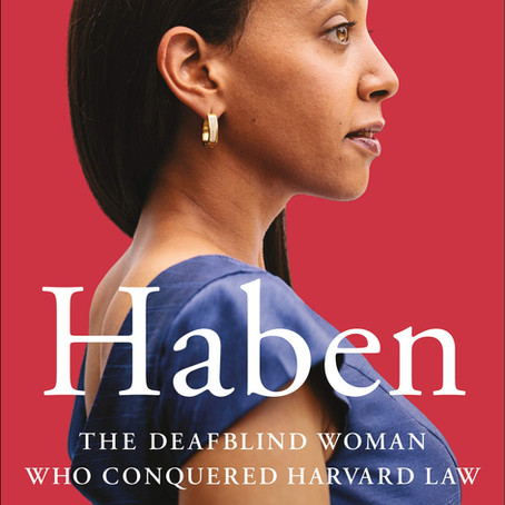 Disability Rights--Haben Girma