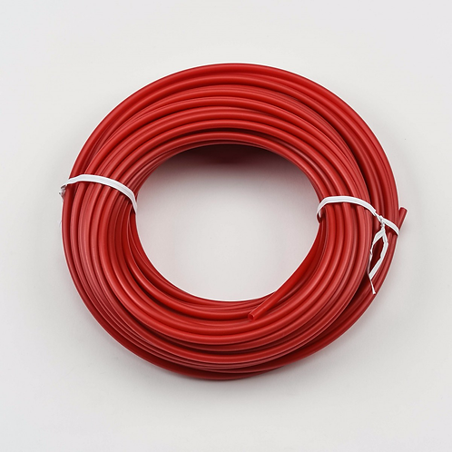 "1/4"" Red Tubing - 100' Roll"