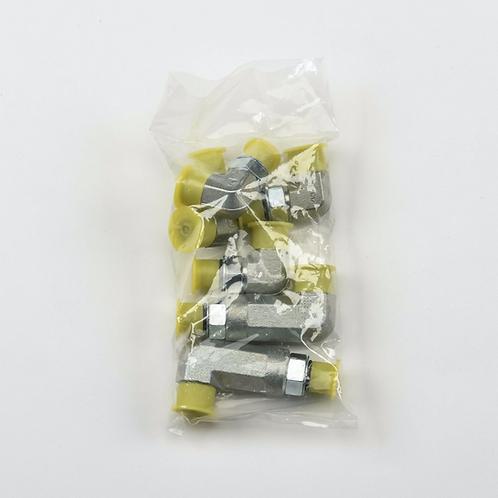 90 Degree Cylinder Fitting Kit