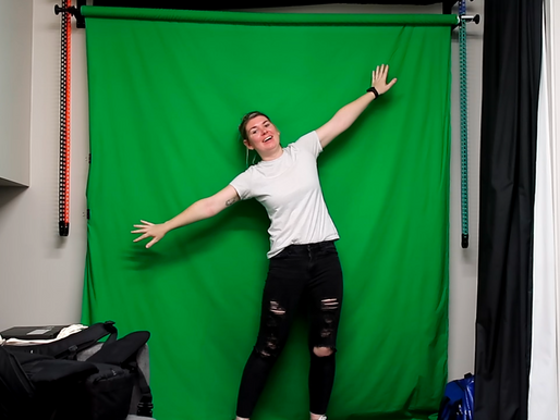 Getting the most out of your Green Screen