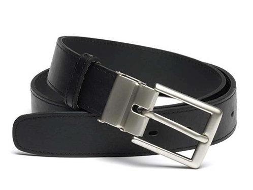 Leather Belt - Black