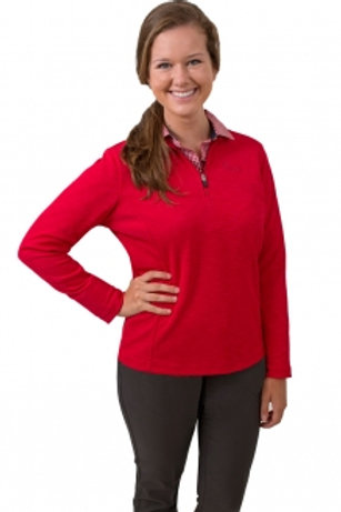 Female Davis 1/4 Zip Pullover