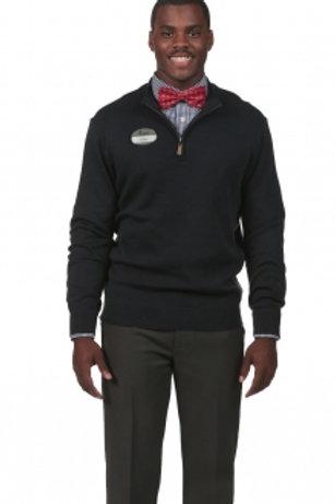 Male Northwoods 1/4 Zip Sweater