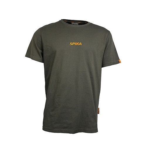 Spika Mens Olive GO T-Shirt